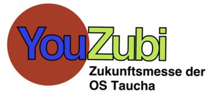 Logo Youzubi der Zukunftsmesse an der OS Taucha